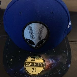 "Fitted Las Vegas 51""s cap size 7 3/8"